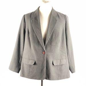 Sag Harbor Womans Blazer Size 16
